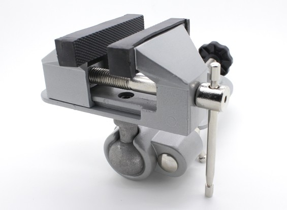 Heavy Duty Universal Table Vise With Drill Clamp Rc